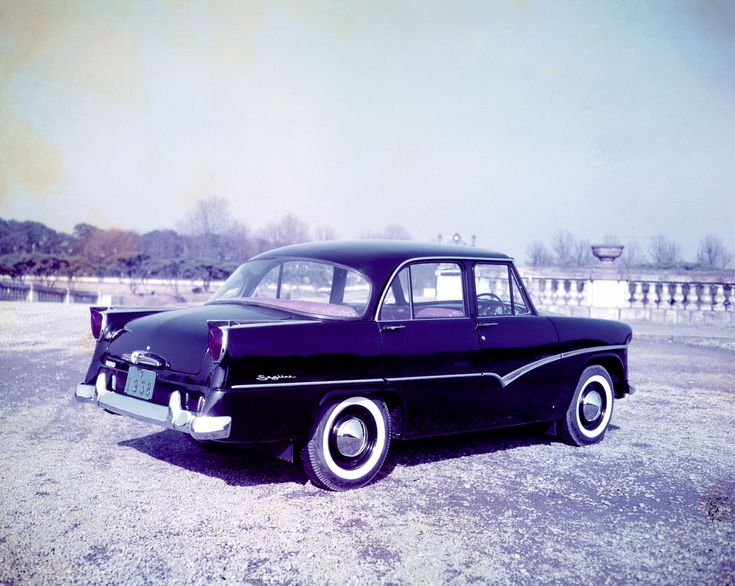 1957 Prince Skyline 1500 ALSI-S1 rear