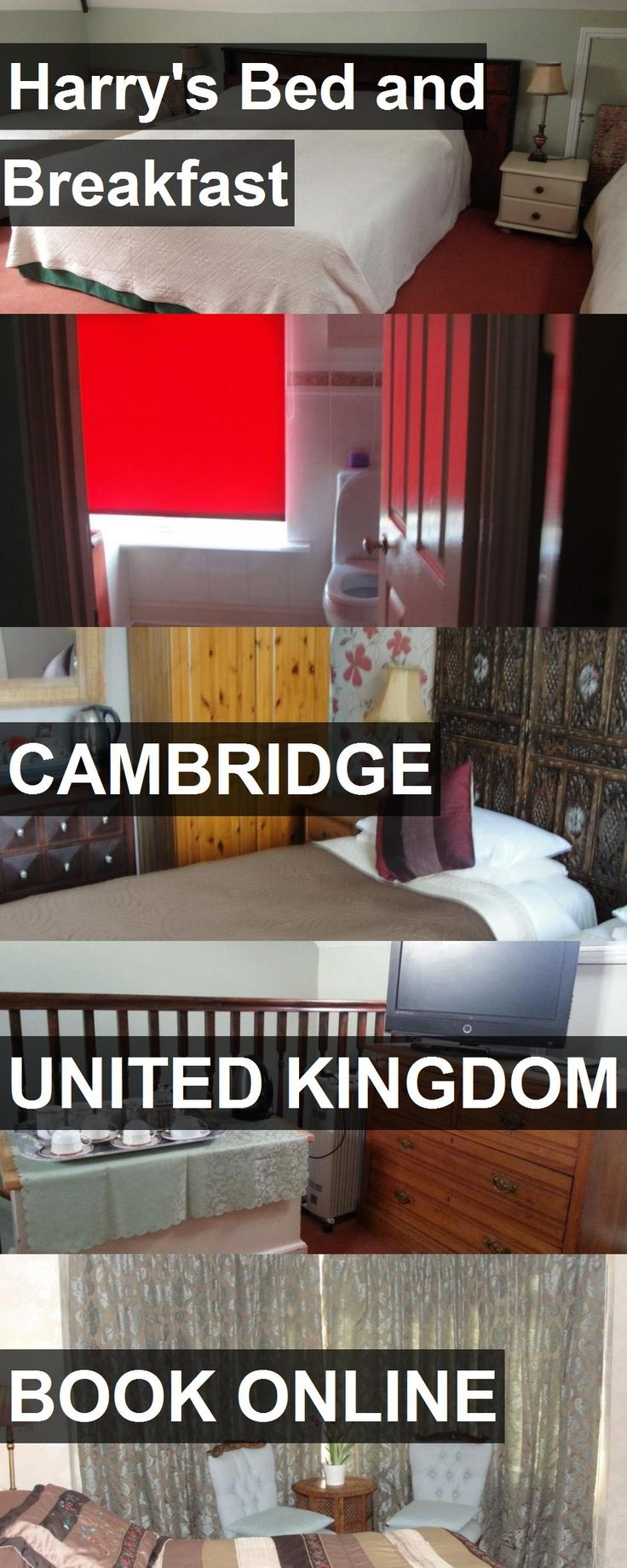 Hotel Harry's Bed and Breakfast in Cambridge, United Kingdom. For more information, photos, reviews and best prices please follow the link. #UnitedKingdom #Cambridge #Harry'sBedandBreakfast #hotel #travel #vacation