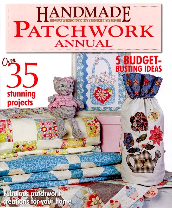 Patchwork Annual