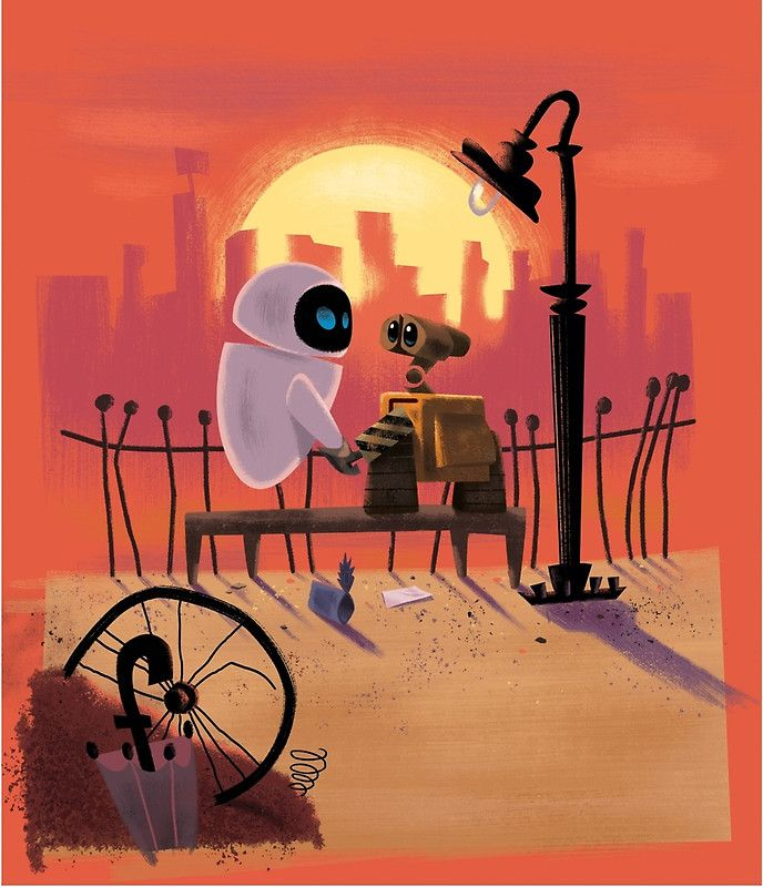 163 best wall e evaaa images on pinterest wallpapers on wall e id=15441