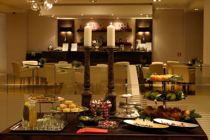 Christmas delicacies & preparations! #GalaxyHotelIraklio #Christmas #NewYear #Heraklion