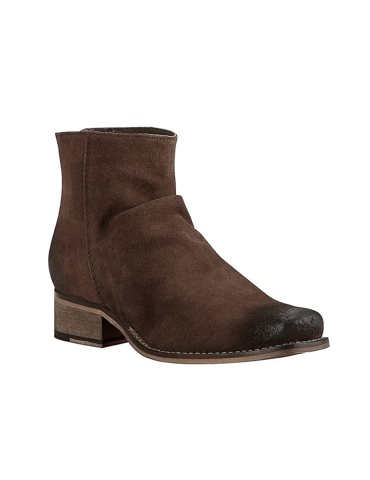 how to clean ariat suede boots