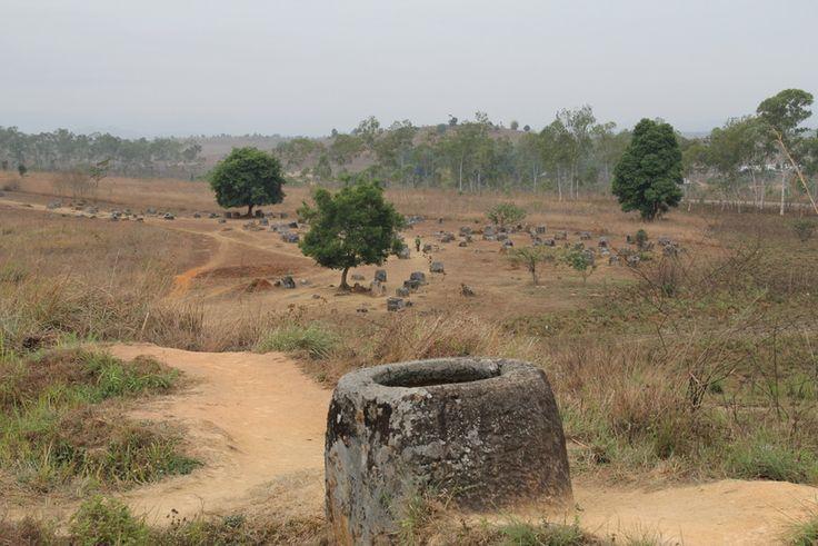 Plain of Jars Site I, Laos