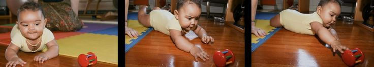 Good activity ideas for infant motor development