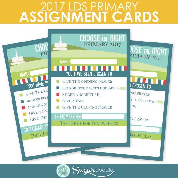 These colorful Sharing Time Assignment Cards are a fun and EASY way to remind the children and their parents about their upcoming assignments. Each card is sized 3.5x5. This INSTANT DOWNLOAD comes with one 8.5x11 pdf file. There are 4 assignment cards per page.
