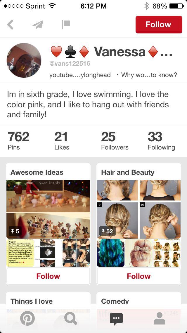 Go follow her @vans122516