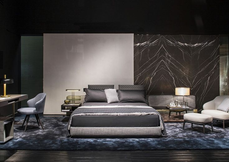 italian design brands at imm cologne 2016 minotti by. Black Bedroom Furniture Sets. Home Design Ideas