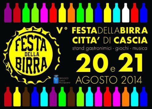 Programma Festa della Birra Citta apos di Cascia