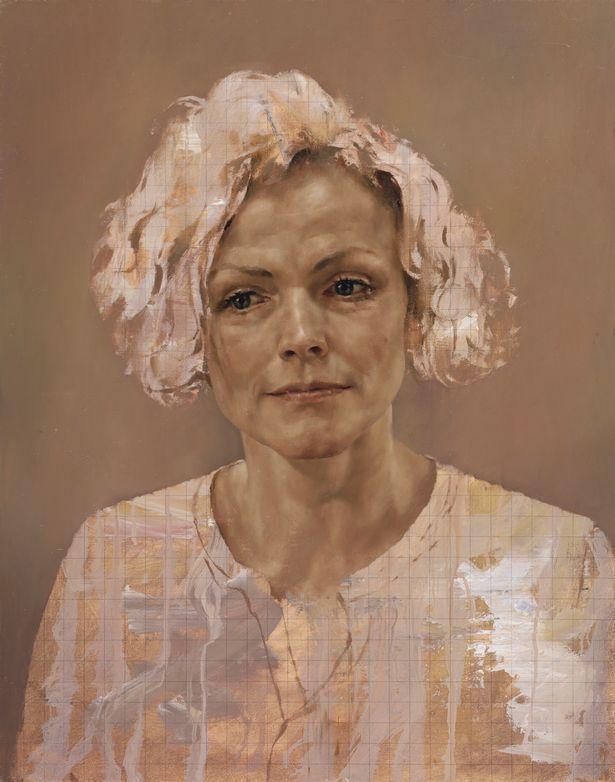 Neues Porträt der Schauspielerin Maxine Peake enthüllt