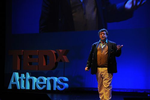 Rory Sutherland at TEDx Athens 2011