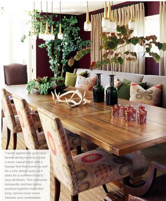 Eclectic Dining Room Amazing 273 Best Eclectic Dining Rooms Images On Pinterest  Dining Rooms Design Ideas