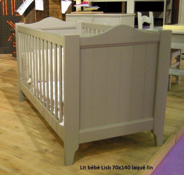 Les 11 meilleures images propos de lits b b s sur pinterest classique b b et fils for Chambre bebe en bois massif