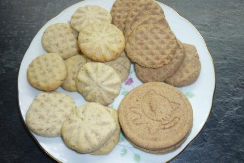 Jak upéct jednoduché domácí sušenky   recept