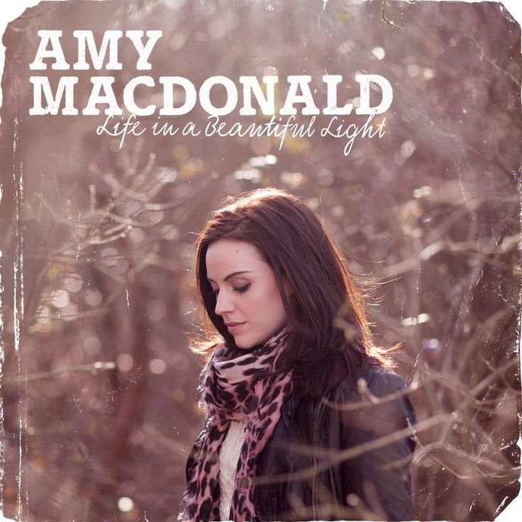 Slow It Down by Amy Macdonald - Life In A Beautiful Light (Deluxe Version)