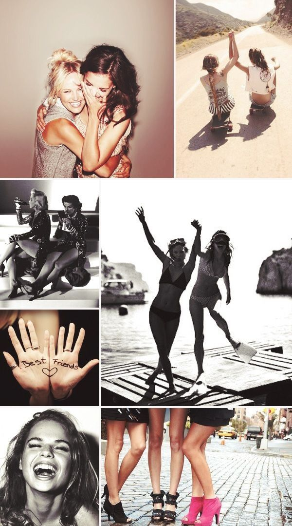73 besten FreundinnenShooting Bilder auf Pinterest