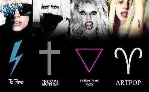 Lady GaGa discography.