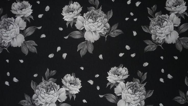 28 besten stoffe blumen bilder auf pinterest blumen stoffe und dirndl. Black Bedroom Furniture Sets. Home Design Ideas