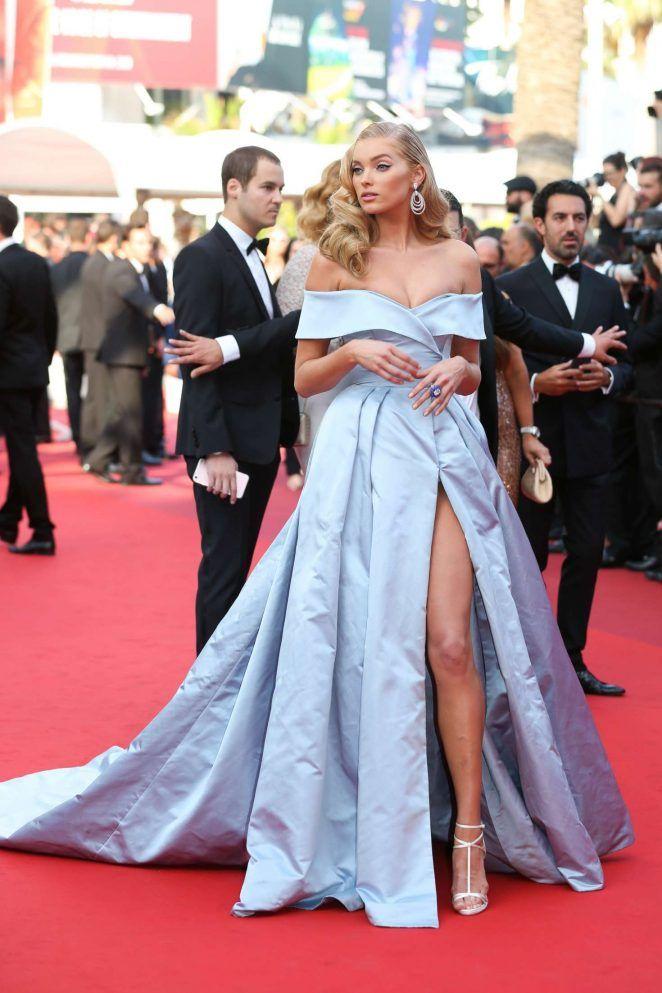 Elsa Hosk – 'The Beguiled' Premiere at 70th Cannes Film ...