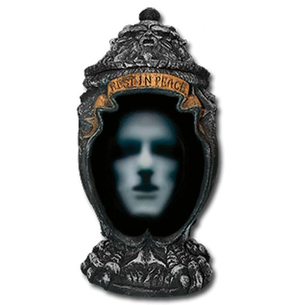 Haunted Ash Urn Wally\u0027s Party Supply Store Halloween Decor
