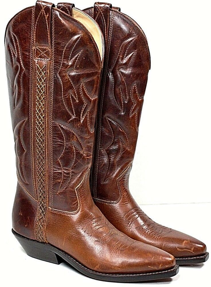 Cole Haan Womens Boots 6.5 AA Brown