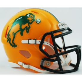Old Ghost Collectibles - North Dakota State Bison NCAA Riddell Mini Speed Football Helmet, $21.99 (http://www.oldghostcollectibles.com/north-dakota-state-bison-riddell-mini-speed-football-helmet/)
