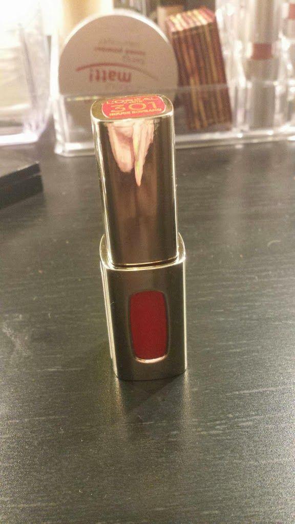 Loreal liquid lipstick