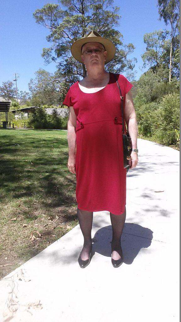 My first dress