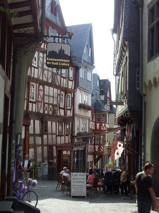 Limburg an der Lahn, Germany -pretty sure I was at that exact spot too :-D