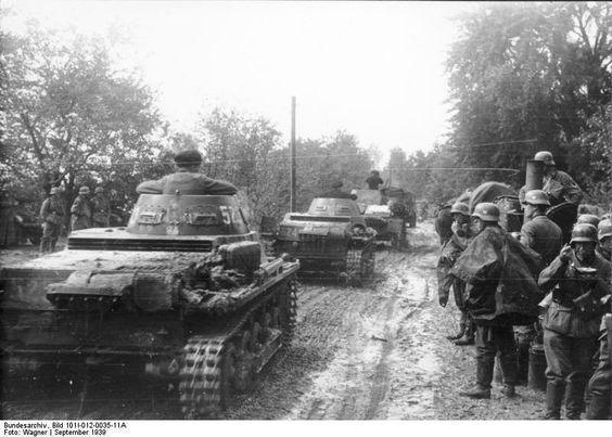 char allemand en pologne 1939