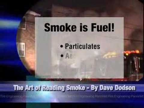 Art of Reading Smoke - Fire Training - YouTube