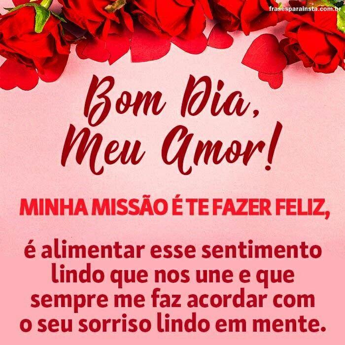Pin De Rosemary Fernandes Em Bom Dia Com Imagens Bom Dia Amor