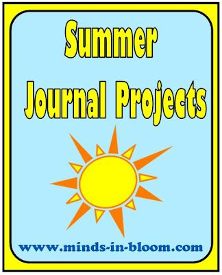 Five Fun Summer Journal Ideas from Minds in Bloom