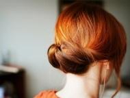 lots and lots of hair ideas and tips: Hair Tutorials, Red Hair, Gibson Girl, Haircolor, Shorts Style, Gibson Tucks, Hair Style, Redhair, Hair Color