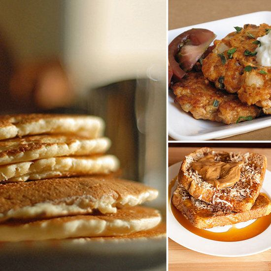 5 Easy Breakfast Swaps For Healthier Eating