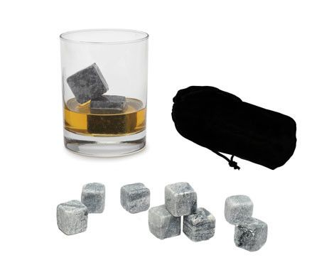 Take a leaf out of Joan Jett's book. Grab one set of whisky stones ice cubes for $15, two sets for $28 or three sets for $40 from Kiwi eShop. Keep your drinks cold without diluting them as normal ice melts. Surprise your mates with this novel solution.