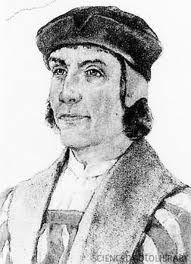 Bartolomeu Dias - Navegante y explorador, cuyo hito fue doblar el Cabo de Buena Esperanza, que abrió la vía al conocimiento de la ruta marítima a la India por Vasco da Gama.