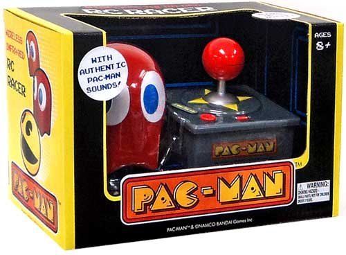 Pac-Man Namco 5 Inch Remote Control R/C Figure Ghost @ niftywarehouse.com #NiftyWarehouse #PacMan #VideoGames #Pac-man #Arcade #Classic