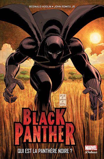 MARVEL DELUXE : BLACK PANTHER - QUI EST LA PANTHÈRE NOIRE ?