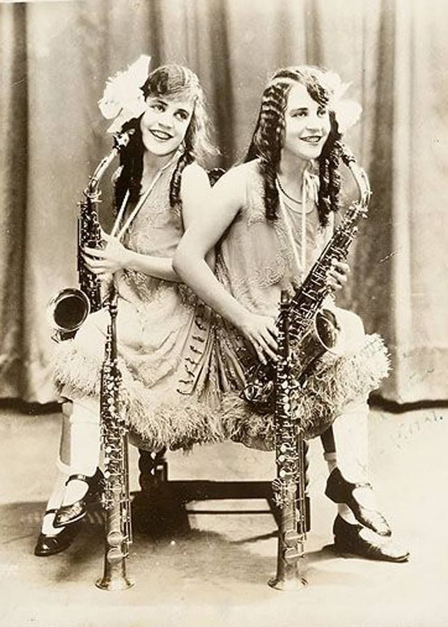 Daisy e Violet Hilton, 1920s
