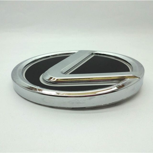 1pcs Car Styling 5D Led Rear Emblem Car Logo Light for Lexus LS270 RX450h CT200h EX250 GS300 ES300 ES240 RX350
