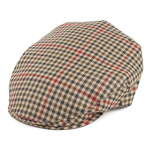 Lochcarron Of Scotland Pure Wool Flat Cap - St Abbs Tan-Navy 60 Village Hats http://www.amazon.co.uk/dp/B00UTSPK8U/ref=cm_sw_r_pi_dp_AHe3wb1ET96H0