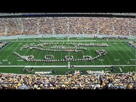 Want to share this with all my friends on Pinterest. Son is on the drumline at WVU and this an Amazing salute. Enjoy