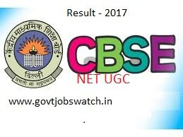 All the aspirants of CBSE UGC NET exam 2017 can download their CBSE UGC NET Result 2017, CBSE UGC NET Cutoff Marks January Exam