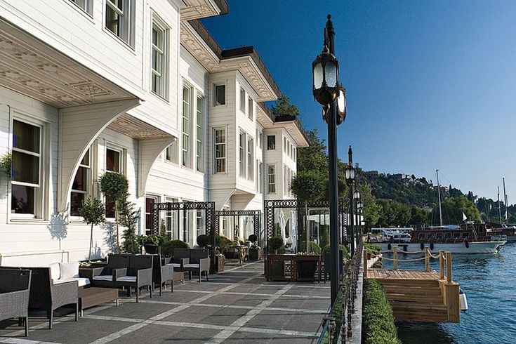 Istanbul's Best Hotels, Restaurants, and Shops