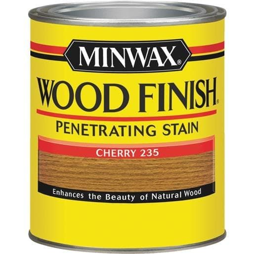 Minwax Cherry (Red) Wood Stain 70009 Unit: QT