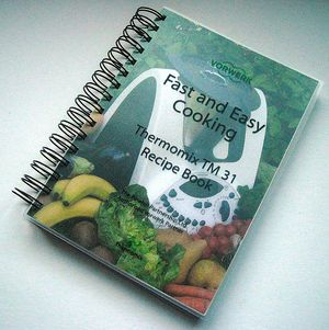 This page contains all of the Thermomix basics from Fast and Easy Cooking and Thermomix TM31 Imprescindible para su cocina the books with