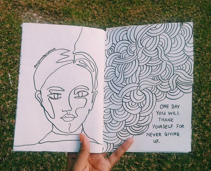 One Line Art Quotes : Best my art journal images