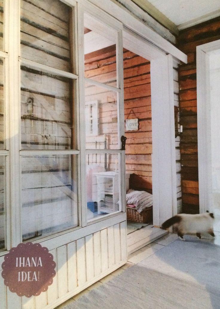 Liukuovi vanhoista ikkunoista