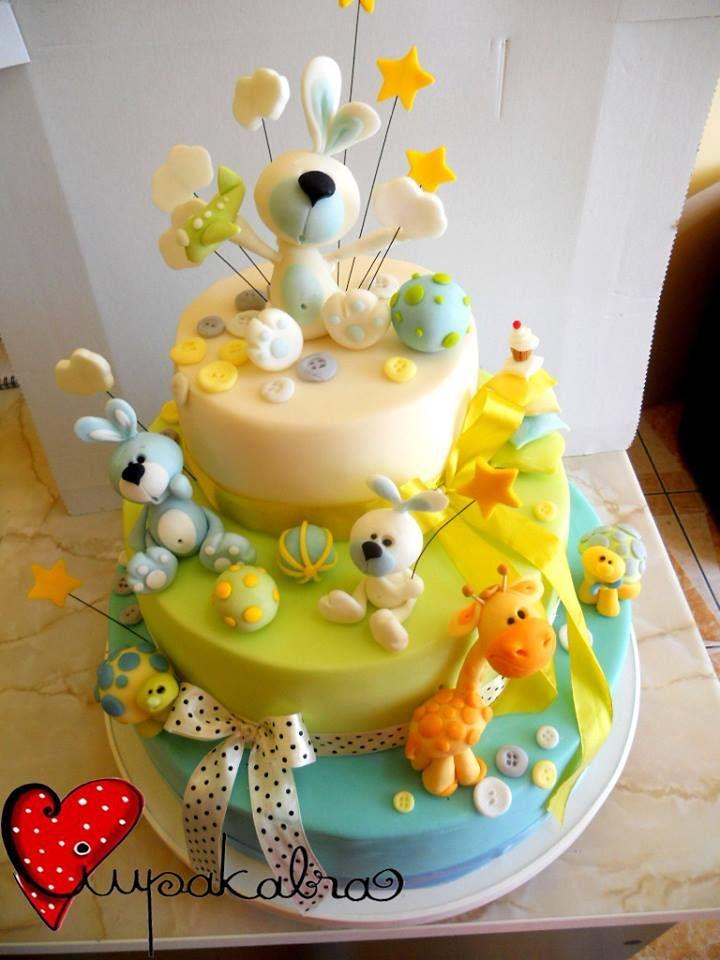 baby shower cake,ciupakabra cakes