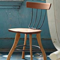 Enter for a chance to win one (1) Bradford Woodworking Dining Pitchfork Chair, valued at $400.: Idea, Country Living, Chairs Sweepstak, Axes Handles, Dining Pitchfork, Pitchfork Chairs, Bradford Woodworking, Folding Chairs, Woodworking Dining